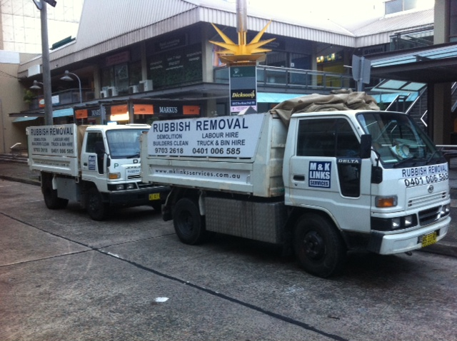 Rubbish Pick Up Sydney
